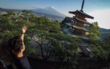 山梨県・富士の観光旅行が僕を旅人に戻してくれた