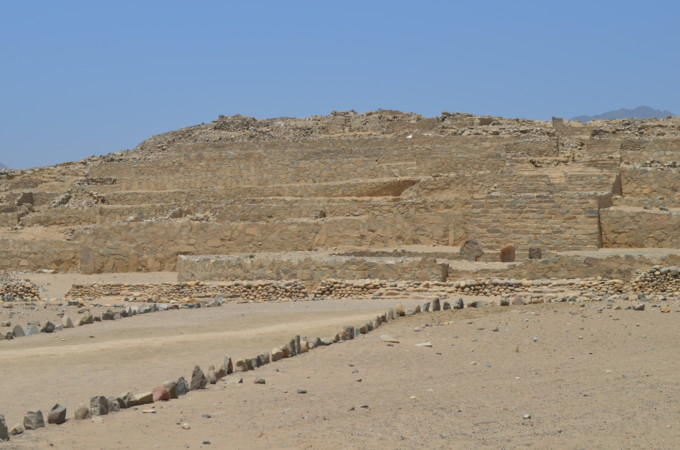 リラのカラル遺跡