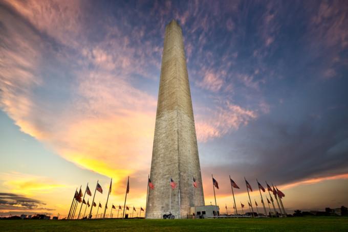 ワシントン記念碑