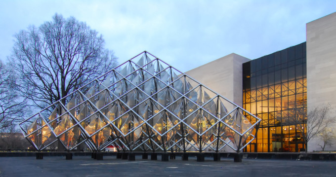 ワシントンD.C.の航空宇宙博物館