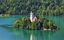 スロベニアの有名観光地10選