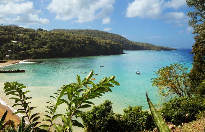 カリブ海の楽園!セントルシアの...