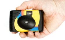 旅行に持っていきたい使い捨てカメラ4選