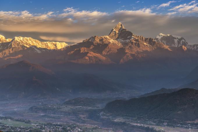 ネパールの治安