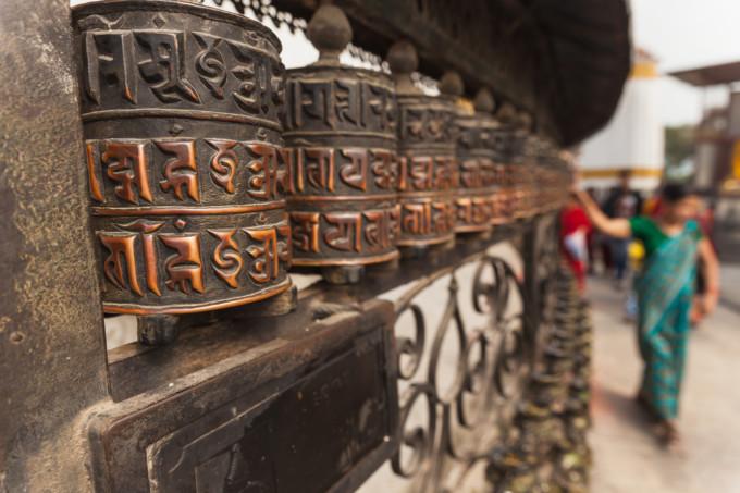 ネパール主要観光地