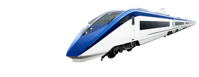 f7d42818dd そして成田空港と都心を素早く結ぶのが、成田スカイライナー!なんと、成田空港から日暮里駅は36分のノンストップで行けます!