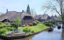 まるで絵本の世界!オランダのベニスと呼ばれる「ヒートホールン」が美しすぎた