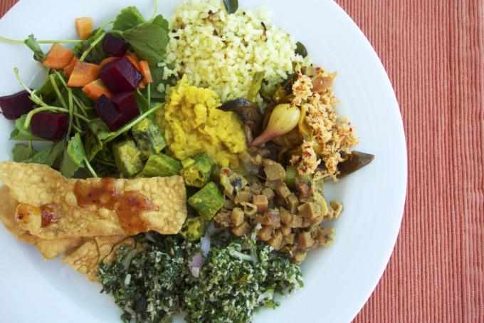 スリランカの食事事情
