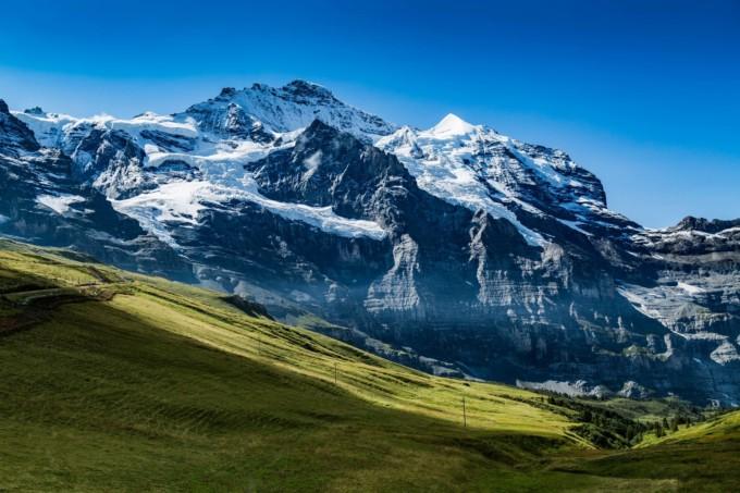 自然と歴史に溢れる国「スイス」...