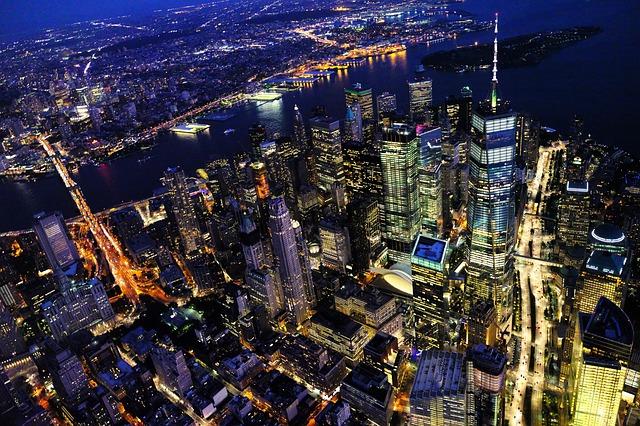 ニューヨークで夜景がきれいに見えるスポット8選 tabippo net タビッポ