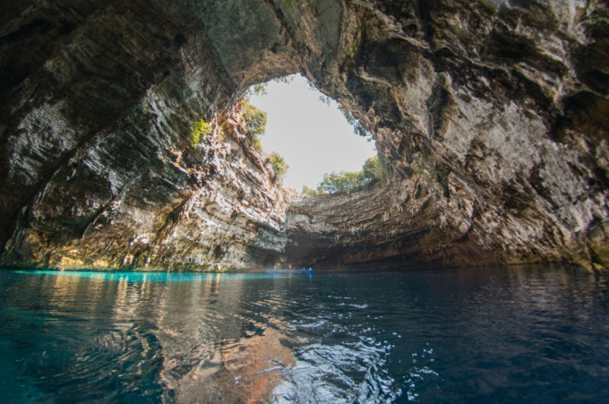 メリッサーニ洞窟 / ギリシャ