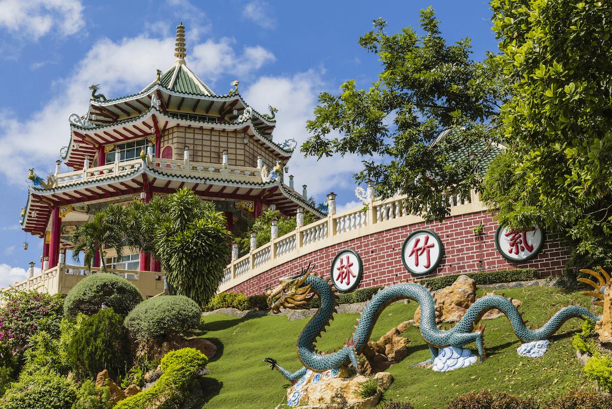 タオイストテンプル/道教寺院