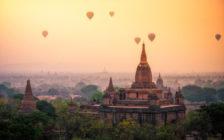旅人におすすめのミャンマーの観光スポット9選