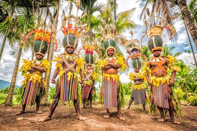 カラム族 / パプアニューギニア