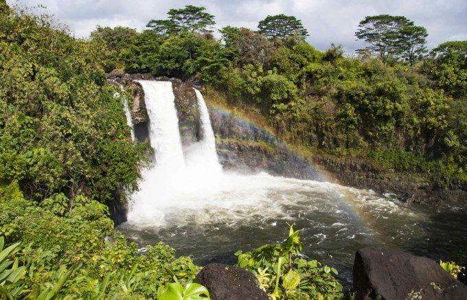 ハワイ島のおすすめ観光スポット...
