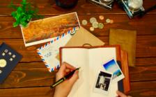 旅で感じるワクワクを詰め込んだ「PASSPORT NOTEBOOK series」あなたにぴったりの使い方は?