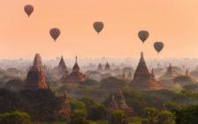 バガンの仏塔が続々立入禁止に!夕日の絶景ポイントはここでした