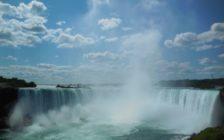 ピースボートでよく聞く「離脱」って?ナイアガラの滝が見たくて船から降りてみた!