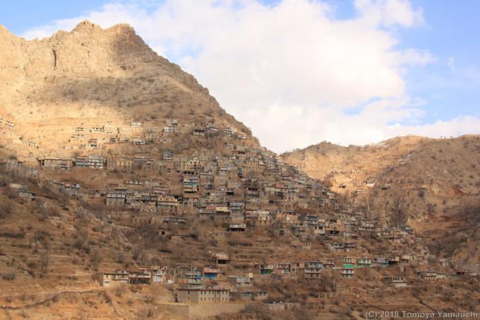 イランのクルディスタン州