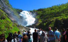 フロム鉄道に乗って雄大な大自然を満喫!ノルウェーのベルゲンから列車旅