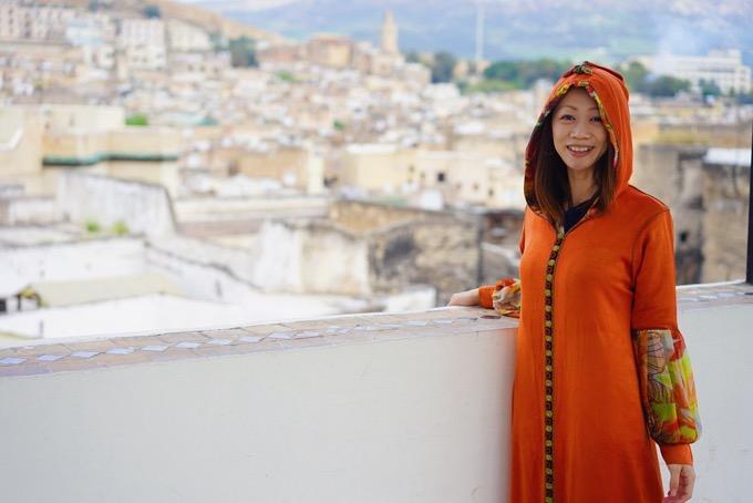 伊佐知美と行くモロッコツアー