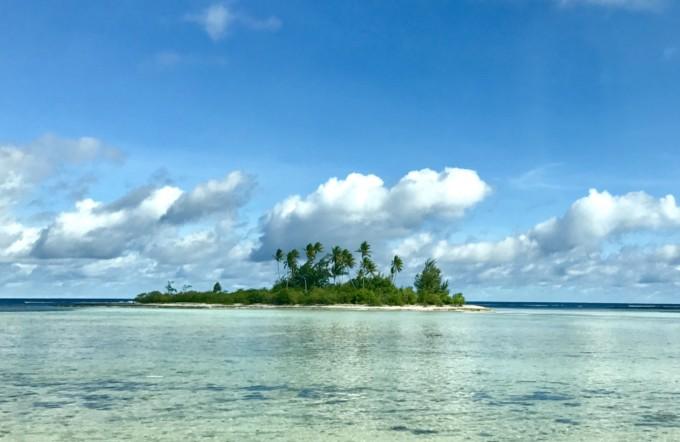 キリバスの離島