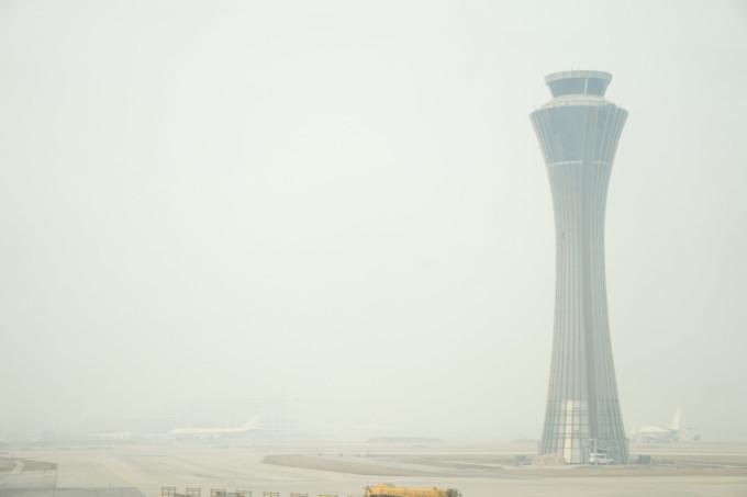 中国の北京首都国際空港