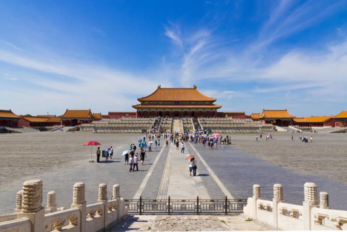 中国にある太和殿