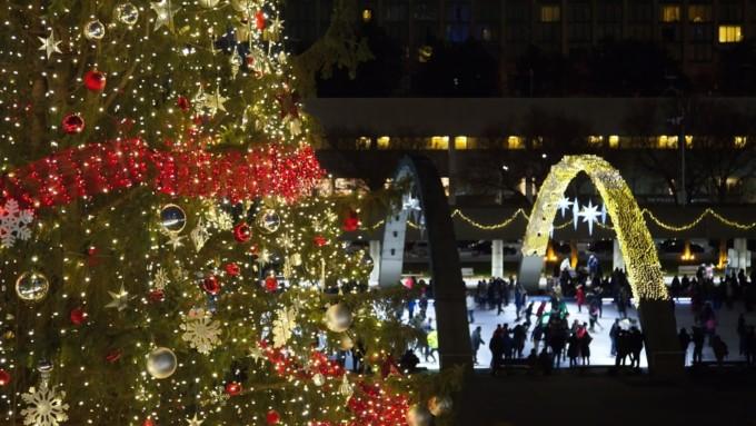 トロントのクリスマス