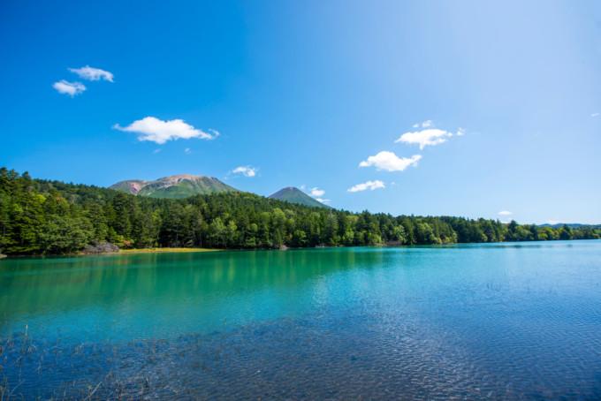 阿寒国立公園 阿寒湖