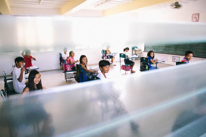 日本人学校の教師