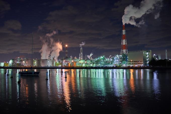四日市ぜんそくは「工場夜景クルージング」に生まれ変わった