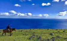 イースター島は乗馬だからこそ最高に楽しめる!絶景が詰まった島をぐるっと制覇しよう