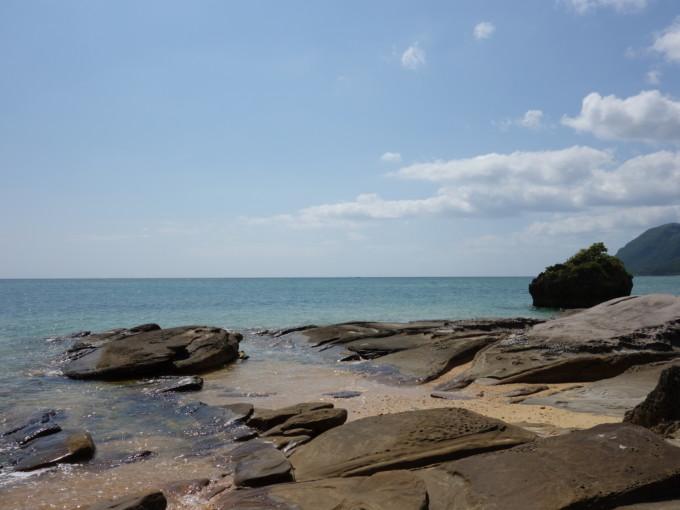 南風見田の浜
