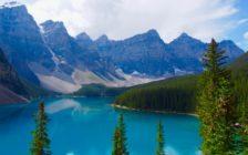 自然溢れるカナダのバンフ国立公園。人気を誇る一番のスポットとは?