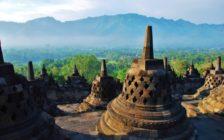 17,000の島に490の民族、238,000,000人が暮らすインドネシアの世界遺産
