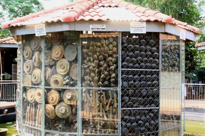 アキ=ラー地雷博物館