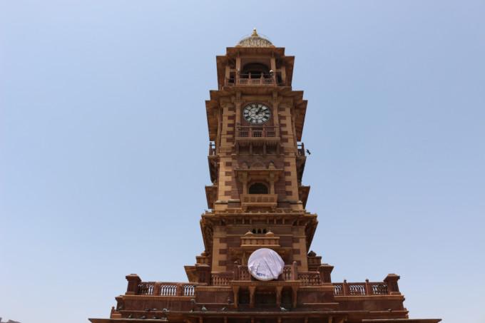 ガンタ・ガルの時計台
