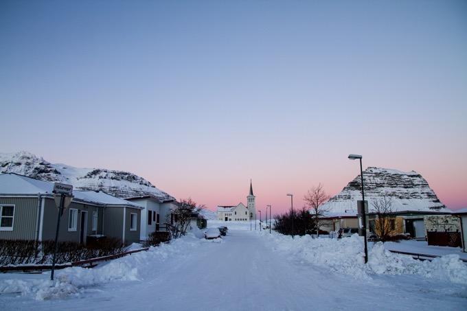 アイスランドってどれくらい寒いの?