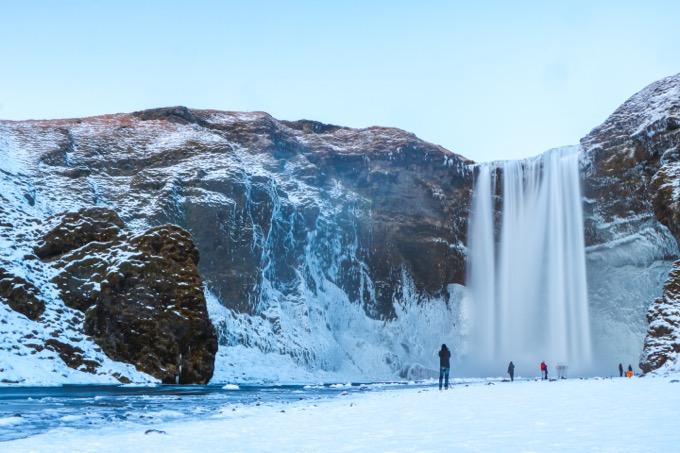 冬季アイスランド旅行のルートは?