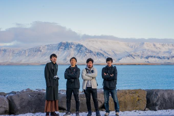 アイスランドは誰と行ったの?