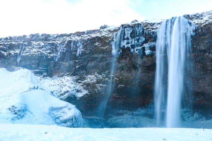 セリャラントスフォス / 南アイスランド