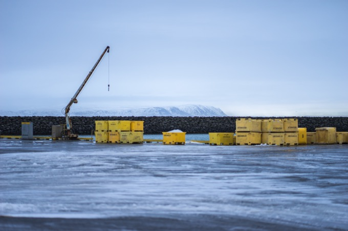 港町「ソルラゥクスヘプン(英語:Thorlakshofn アイスランド語:Þórlakshöfn)」