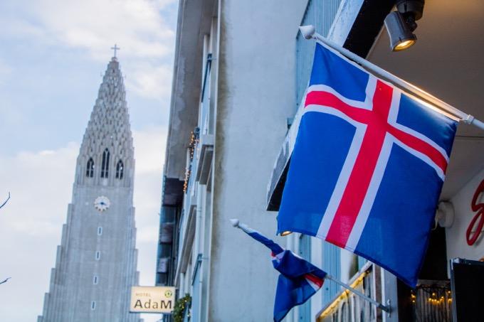 ハットルグリムス教会(アイスランド語:Hallgrímskirkja)