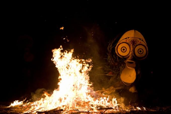 パプアニューギニア 祭り バイニン族