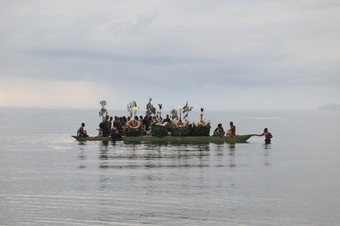 パプアニューギニア 祭り マスクファスティバル