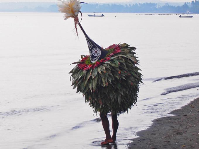 パプアニューギニア お祭り 精霊