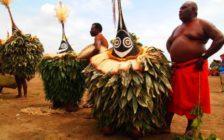 仮面部族が大集合するパプアニューギニアの奇祭「マスクフェスティバル」が予想以上に面白い!