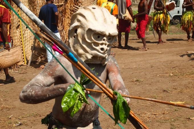 パプアニューギニア お祭り マッドマン