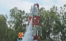 タイ ロケット祭り